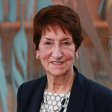 Deputy Mayor Norma Redfearn CBE