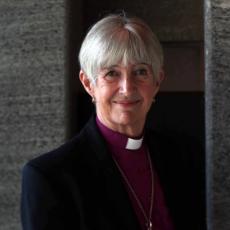Right Reverend Bishop Christine Hardman