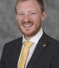 Councillor Colin Ferguson