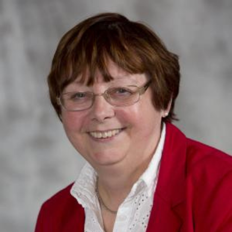 Image of Cllr Joyce McCarty.