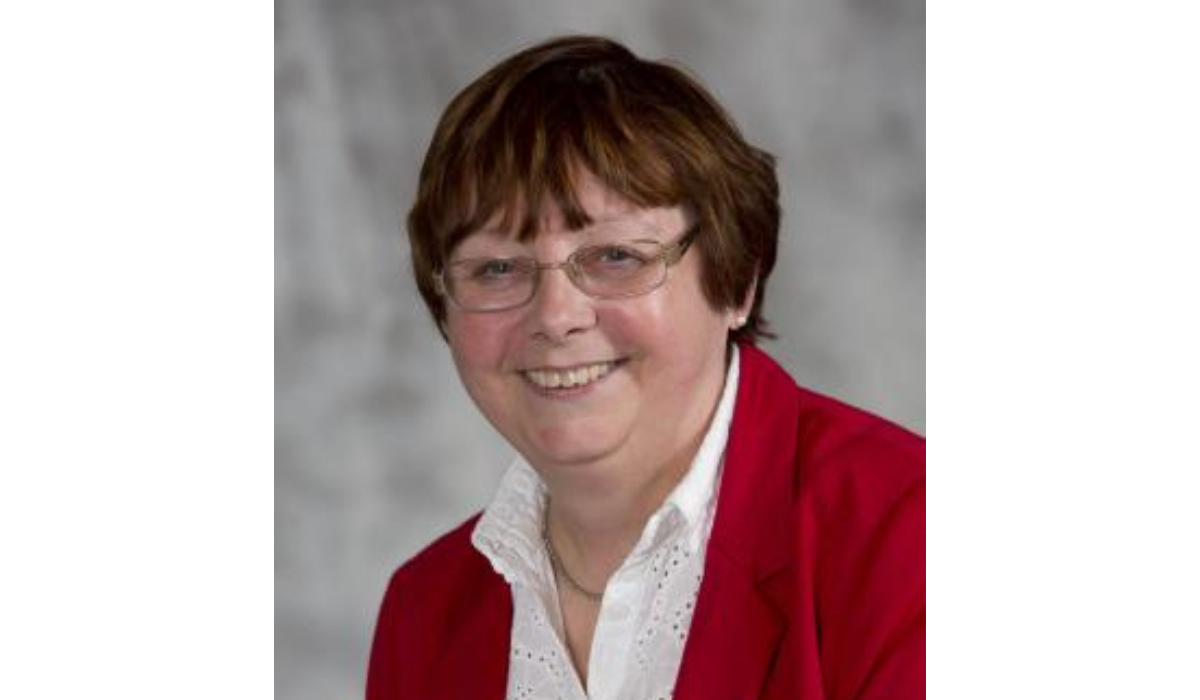 Image of Cllr McCarty.