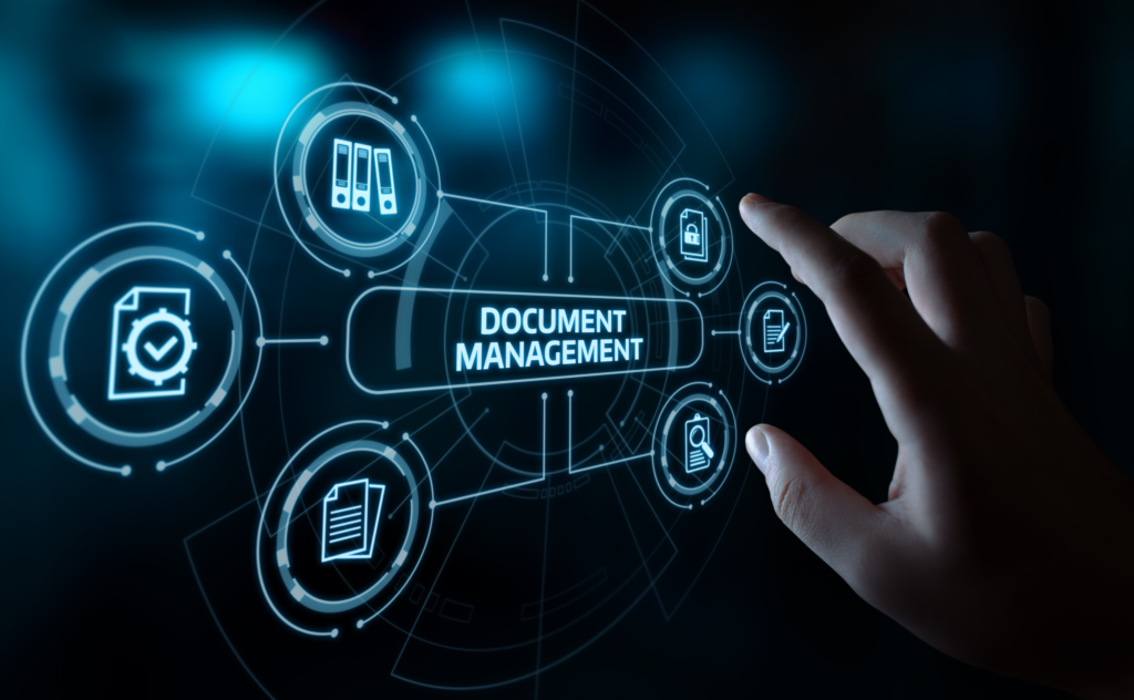 Datatron are a document management specialist.